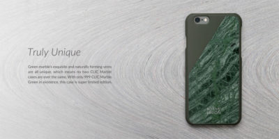 CLIC-Marble-Green-on-iPhone-400x200