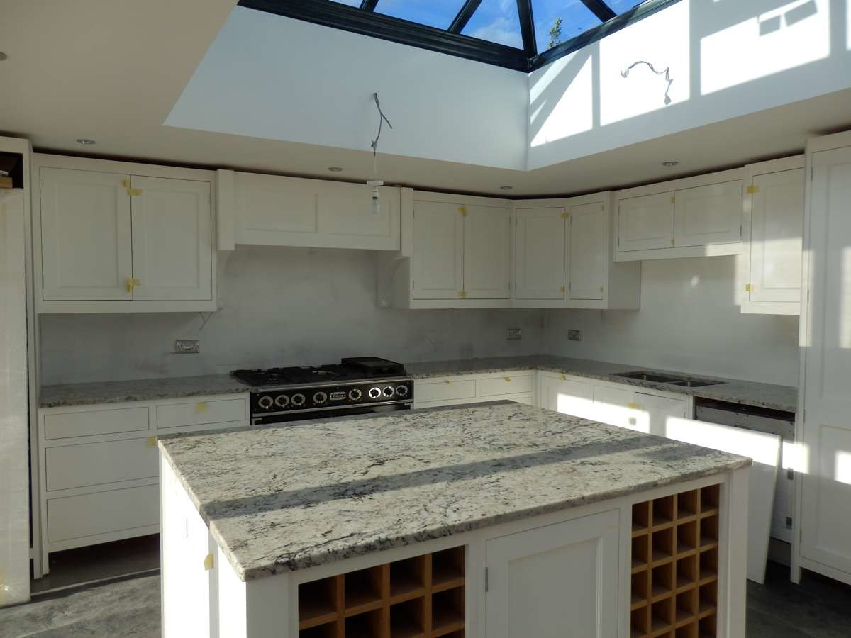 Aran White Granite Worktops Ccg Worktops Surrey