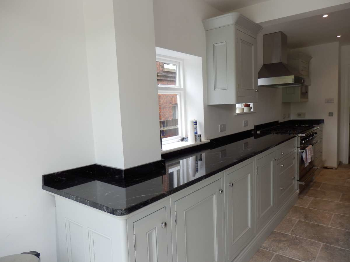 Two Tone Kitchen Worktops Ccg Worktops Surrey